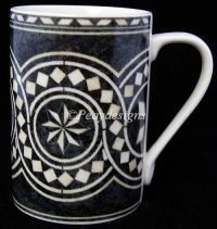 222 Fifth PTS SAN MARCO Star Coffee Mug