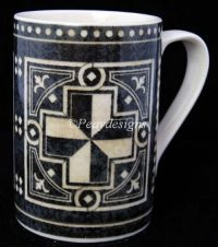 222 Fifth PTS SAN MARCO Cross Coffee Mug