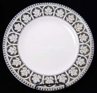 222 Fifth PTS Intl SAN MARCO Dinner Plate - MOSAIC