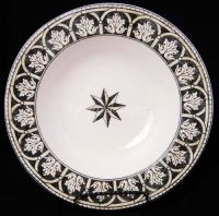 222 Fifth PTS SAN MARCO Large Rimmed Soup Pasta Bowl