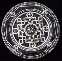222 Fifth PTS SAN MARCO Geometrical Salad Plate