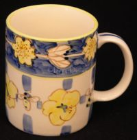 Allied Imex HONEY BEE Coffee Mug Handpainted