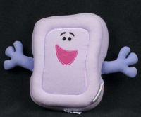 Eden Blues Clues Slippery Soap Character Plush Lovey