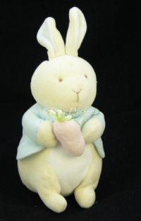 Eden Beatrix Potter Peter Rabbit Pastel Lovey Plush