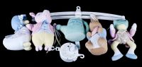 Eden PETER RABBIT and FRIEND Musical Baby Mobile Brahms Lullaby
