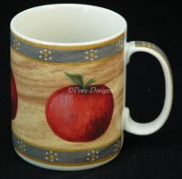 Block COUNTRY ORCHARD Apple Coffee Mug