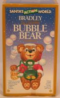Kurt Adler Christmas BRADLEY BUBBLE BEAR Ornament Vintage 1994