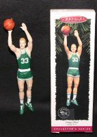 Hallmark Hoop Stars LARRY BIRD Ornament Series 2 MIB