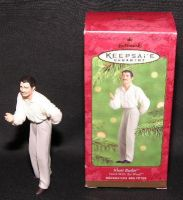 Hallmark RHETT BUTLER Gone with the Wind Ornament MIB