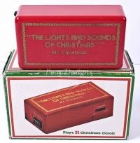 mr christmas dancing lights and sounds music box vintage 1981 - Christmas Music Lights