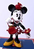 Disney Kurt Adler MINNIE MOUSE with Red Purse Christmas Ornament