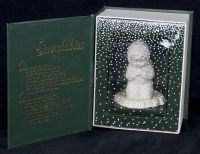 Dept 56 Winter Tales of the Snowbabies Now I Lay Me Down to Sleep Fig