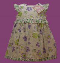Blueberi Boulevard SPRING EASTER 2pc Dress Set NWT 24mo