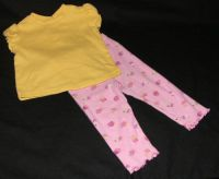 Gymboree SWEET CUPCAKE 2pc Outfit Size 12-18 mo