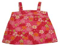 Gymboree SUMMER FUN Floral Halter Top Sz XXL 7