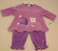 Le Top BALLERINA KITTY 2pc Outfit NEW
