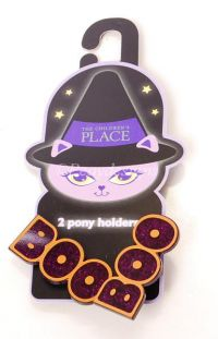 TCP Childrens Place HALLOWEEN BOO Pony Holder NWT