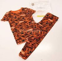 TCP Childrens Place HALLOWEEN Cat PAJAMAS Sz 24 mo NEW