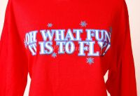 Southwest Airlines OH WHAT FUN IT IS TO FLY Shirt Sz Large - NEW