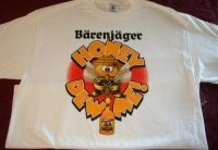 Barenjager German Honey Liqueur Dew Me Tshirt Size Large - NEW