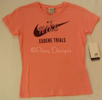 Nike Orange Label Limited Issue PRE Running Tshirt Sz M