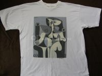 Pablo PICASSO Art Super Soft Tshirt Sz XL