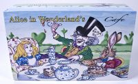 Alice in Wonderland Cafe Tea Set Paul Cardew Cup