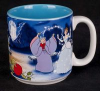 Disney Cinderella 1950's Animated Classics Coffee Mug
