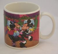 Disney Applause MICKEY MOUSE DANCE Coffee Mug