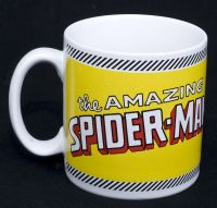 Applause Marvel AMAZING SPIDERMAN Coffee Mug Vintage 1989