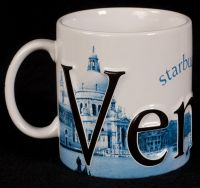 Starbucks Barista VENEZIA Collectors Series II Coffee Mug