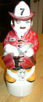 Fire Chief Decanter