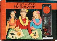 American Girl HAVE A MOLLY HALLOWEEN Craft Book NEW
