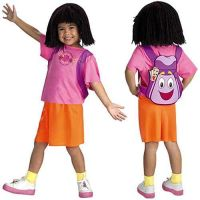 Dora the Explorer Costume - NEW