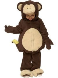 Old Navy MONKEY 2pc Halloween Costume