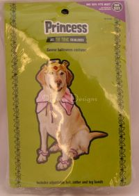 Dog PRINCESS Costume One Size Fits Most