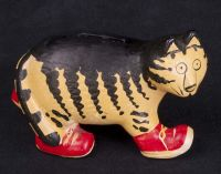 Sigma Tastesetter Kliban Cat with Red Shoes Coin Bank