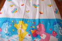 CARE BEARS Twin Flat Bedding Sheet Bedtime Love Sun