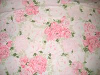 Penneys SHABBY COTTAGE ROSE Fitted & Flat Sheet Bed Set