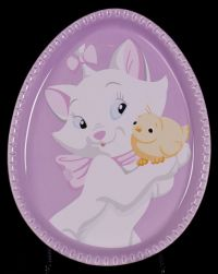 Disney Aristocats Marie the Cat Spring Easter Plate