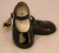 Stride Rite Black MARY JANE FLEX DRESS Shoes
