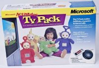 Actimates TV Pack for Teletubbies, Barney, Arthur, DW - NEW