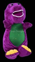 Barney Magical Friend - Fisher Price #64602
