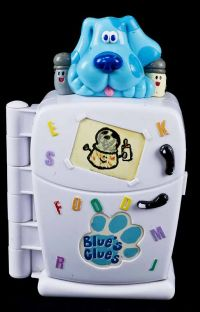 Blues Clues Refrigerator Game - Mr Salt Mrs Pepper