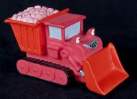 Hasbro Bob the Builder Muck Talking Bulldozer Push Toy