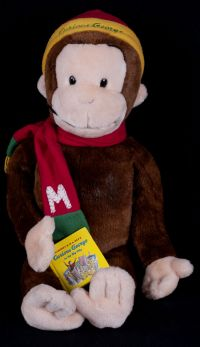 Curious George in the Big City Macy's Limited Edition Plush