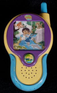 Go Diego Go! Safari Animal Rescue Walkie Talkie Toy