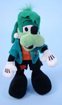 Disney GOOFY FRANKENSTEIN Halloween Stuffed Plush