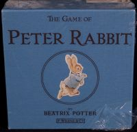 The Game of Peter Rabbit Traditional Games Co. British Collectors Edition
