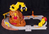 Fisher Price GeoTrax Mountain Blast Construction Site Playset Replacement